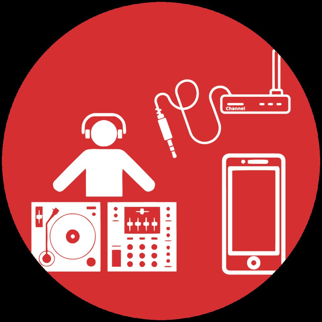 SilentDiscoDelft Gebruiksaanwijzing Stap 2 1024x1024 - Gebruiksaanwijzing